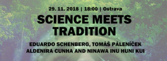 VĚDA POTKÁVÁ TRADICI / SCIENCE MEETS TRADITION flyer