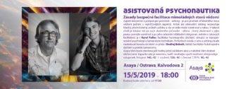 ASISTOVANÁ PSYCHONAUTIKA flyer